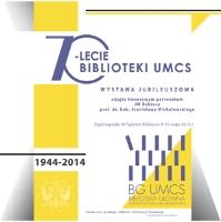 70-lecie Biblioteki UMCS.