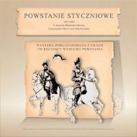 Powstanie Styczniowe 1863 - 1864 w zbiorach Biblioteki Głównej Uniwersytetu Marii Curie-Skłodowskiej.
