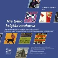 Nie tylko książka naukowa. Bogactwo i rozwój zasobów Biblioteki Głównej w okresie 75 lat działalności Uniwersytetu Marii Curie-Skłodowskiej